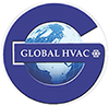 Global HVAC Service Logo